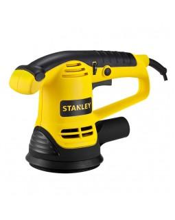 Эксцентриковая шлифовальная машинка Stanley SRS480
