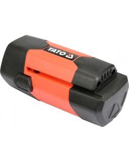 Аккумулятор YATO LI-ION 18 В 3 АЧ, для YT-85080, 85100, 85110, 85120