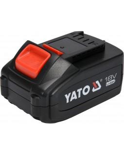 Аккумулятор универсальный YATO LI-ION 18 В 3 АЧ