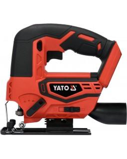 Лобзик аккумуляторный YATO YT-82823