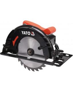 Пила дисковая YATO 1300 Вт, YT-82150