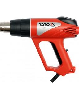 Фен строительный YATO 2000 Вт, YT-82288