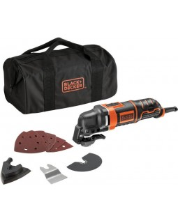 Реноватор BLACK+DECKER 280 Вт, T280BA (в сумке с аксессуарами)