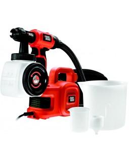 Краскораспылитель BLACK+DECKER 450 Вт, HVLP400-QS