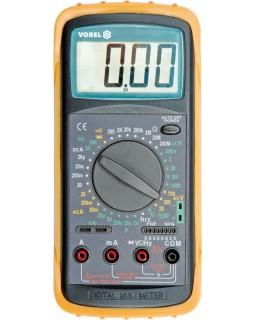 Мультиметр цифровой универсальный VOREL 81784