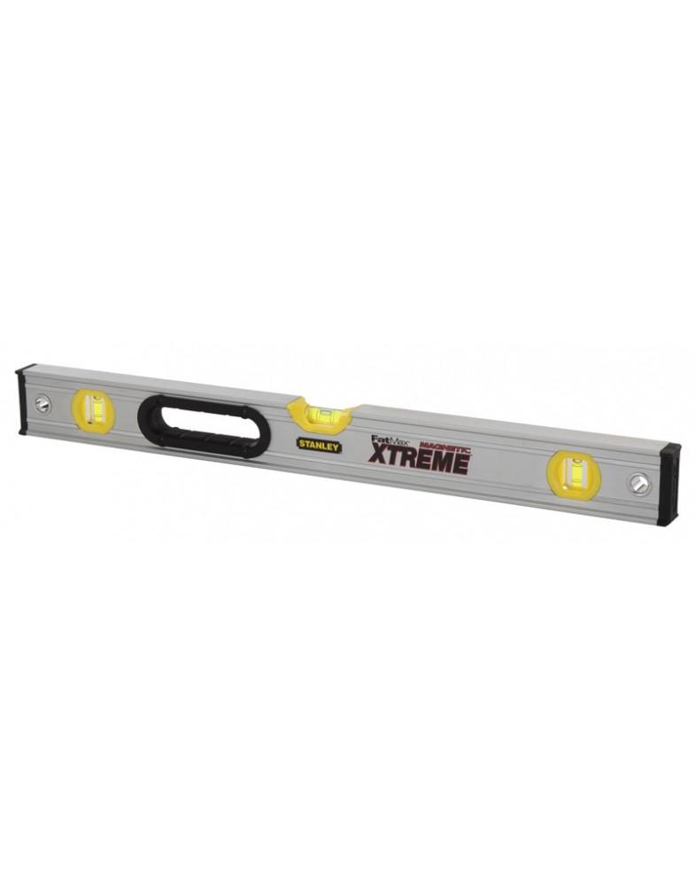 """Уровень магнитный STANLEY """"FATMAX® (600- 2000 мм) XTREME™""""  0-43-625, 637, 649, 679"""