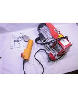 Лебедка электрическая YATO YT-5905, 1050 Вт, 600 кг