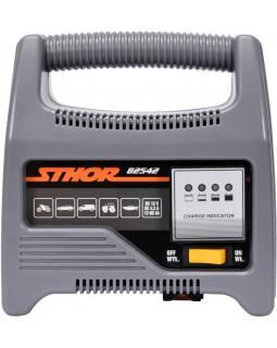 Зарядное устройство для аккумуляторов Sthor 6-12 В, для аккумуляторов до 90Ач