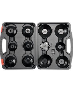 Набор торцевых ключей для масляных фильтров YATO YT-0594