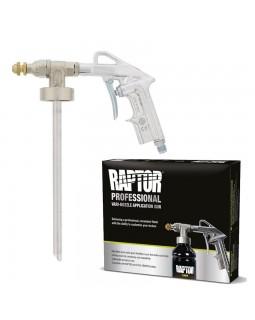 Пистолет для нанесения защитных и антигравийных покрытий с регулируемой дюзой U-POL RAPTOR™ (GUN/VN)