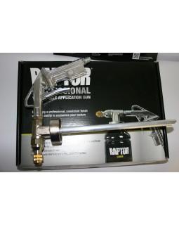 Пистолет для нанесения RAPTOR и GRAVITEX U-POL с регулируемой дюзой GUN/VN