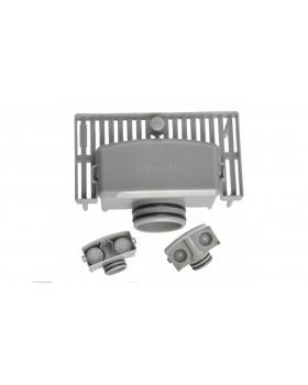 Комбинированный (мокрый+сухой) затвор для душевых трапов Fala, Epelli, Rea, BW-Tehc.