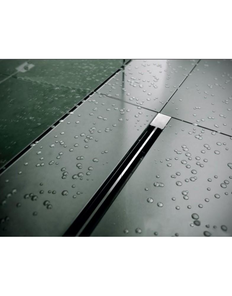 Трап для душа BW Tech Insible, 80 см, из нержавеющей стали, с поворотным сифоном (RSP01800)