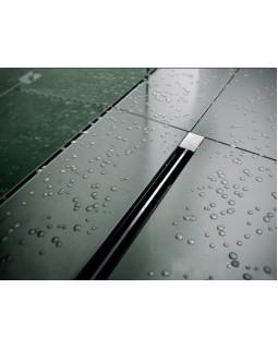 Трап для душа BW Tech Insible, 120 см, из нержавеющей стали, с поворотным сифоном (RRSP011200)